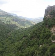 Chouf to bisri hike with Sane