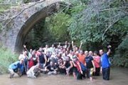 Wet Hiking in Barouk River (Shouf Reserve) with Footprints Nature Club