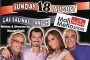 Mafi Metlo Show in Las salinas