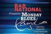 Monday Blues Band live at Bar National