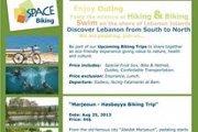 """""""Marjeoun - Hasbayya Biking Trip"""""""