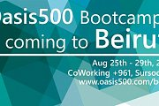 Oasis500 Training Bootcamp in Beirut
