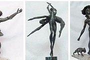 Gago 2013 - Bronze Sculptures Exhibition