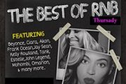The Best Of RNB on Thursday Night @ Stage Lounge Gemmayze