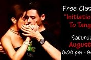 Free Class of Initiation to Tango