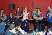 ZIAD RAHBANI & HIS BAND WITH GUEST SINGERS LIVE @ RAZZ'ZZ
