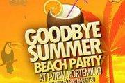 GOODBYE SUMMER Beach Party - Kaslik Leaders Leo Club