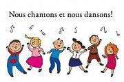 Activites *Chant et Joie* pour les enfants de 6 a 13 ans