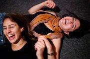 Laughter Yoga at Harmony-Hamra