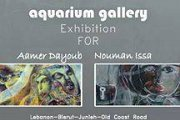 Opening of The Aquarium Gallery