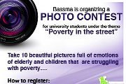 "BASSMA  Photo Contest ""Poverty in the Street"""