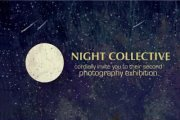 NIGHT LIGHTS and SHADOWS - photography exhibition