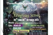 Wonder World Festival 2013 in Uruguay Street - By Maravillias