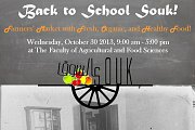 Back to School Souk