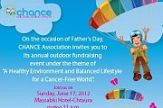 Lunch, Fashion Show & Animation - CHANCE celebration for Father's day!