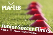 Junior Soccer Clinic by PlayLeb