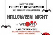 Halloween Night @ West Avenue Bistro