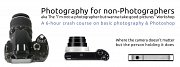 Photography for non-Photographers