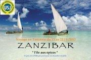 Voyage en Tanzanie pour les Anciens de l'USJ