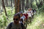 Hiking to KFAR MECHKI with Promax
