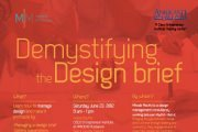 Demystifying the Design Brief