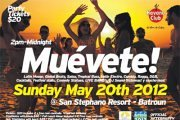 Muévete Batroun Triathlon Afterparty