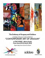 Contemporary Art of Uruguay Exhibition