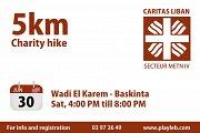 Caritas Hikathone 2012