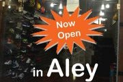 Opening of ATLETICO - The Sports Shop - Aley