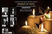 Concert de Noël donné par l'ensemble  « MAGNIFICAT »