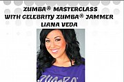 ROCK THE STAGE ZUMBA®MASTERCLASS WITH ZUMBA® JAMMER LIANA VEDA