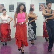 "FLAMENCO CLASSES with ""Toni el Fenicio"""