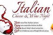 Italian Cheese & Wine Evening at Mezzanine with Tire Bouchon
