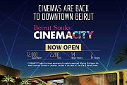 Beirut Souks Cinemacity Opening in Downtown Beirut!