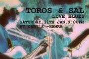 Toros & Sal Blues Band Live @ Dany's