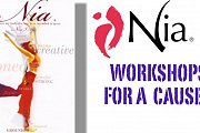 Nia® Technique- Workshops for a Cause*