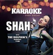 Shah Karaoke every Tuesday