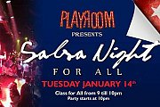 Salsa Night for all
