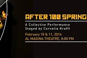 """""""AFTER 100 SPRINGS"""" - A Collective Performance by Cornelia Krafft"""