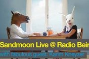Sandmoon Live at Radio Beirut