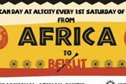 From Africa to Beirut / African Dinner & Party