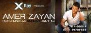 Amer Zayan performing Live At X-Ray nightclub