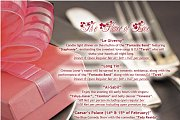 Valentine at Le Giverny Restaurant