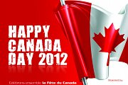 Happy Canada Day Celebration 2012