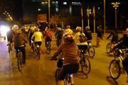 Training Night Ride - Full Autonomy
