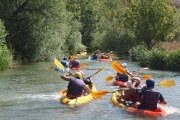 KAYAKING IN LITANI RIVER with Baldati