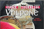 Volpone ou le renard de Venise Directed by Mr.Alain Plisson