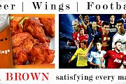 Champions League + Beer + Chicken Wings! This Tuesday and Wednesday!