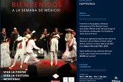 Mexican Cultural Week at Le Ciel
