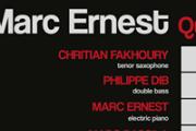 Marc Ernest Quartet: That means four!